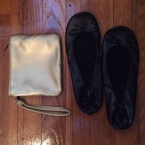 Dr school,s fast flats with carrying case NWOT